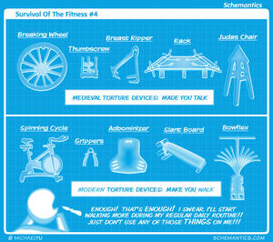Survival Of The Fitness #4