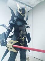 Alternis Dim cosplay