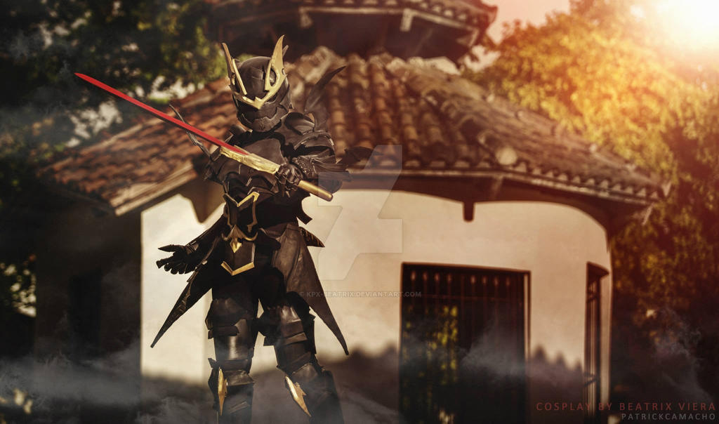 Dark Knight Alternis Dim cosplay 02 by Kpx-Beatrix