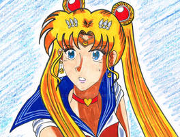 Redraw: Sailormoon