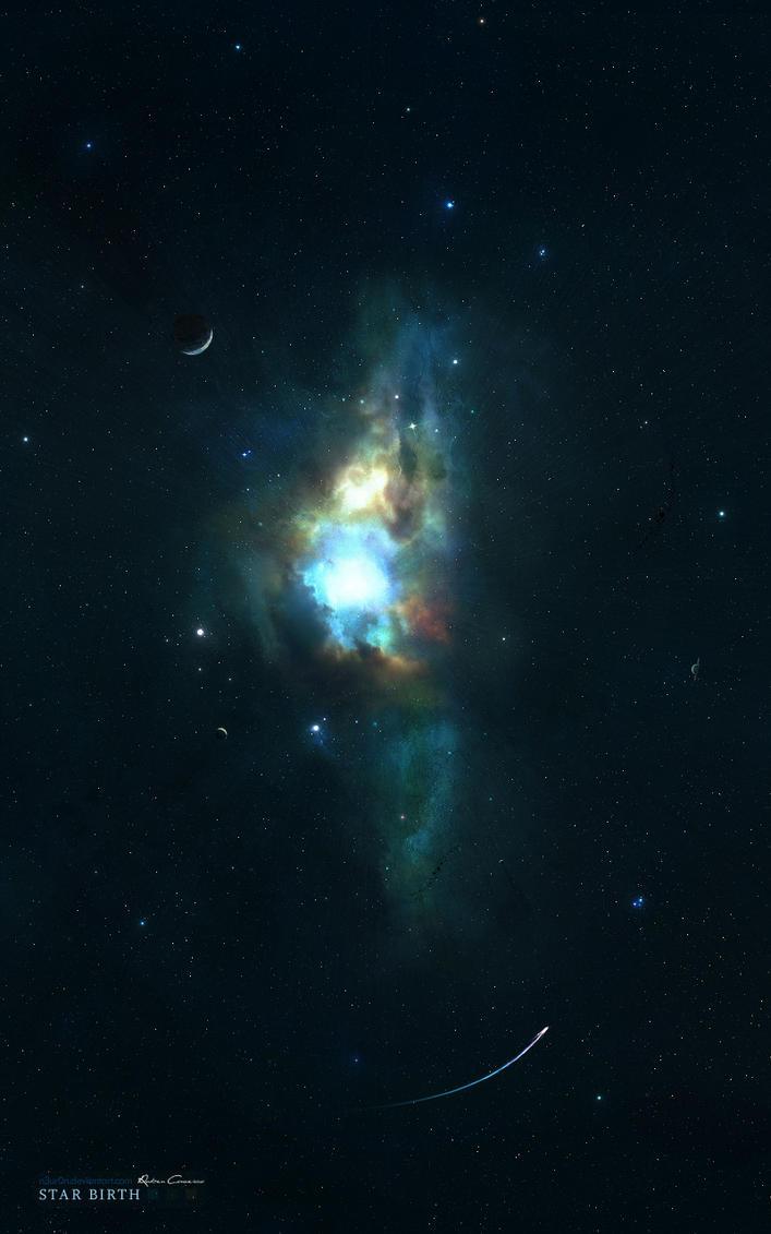 Star Birth by N3UR0N