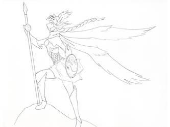 Valkyrie Take 2 by phoenixsamurai