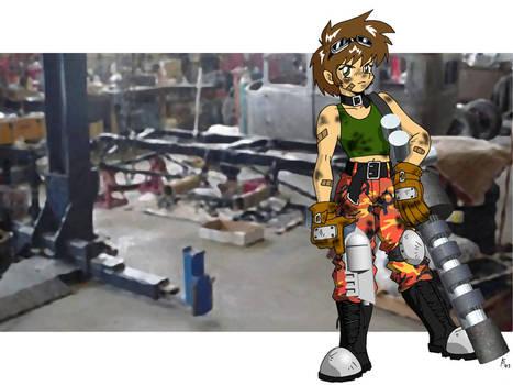 Garage Shop Guns