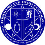 Demongate High logo