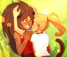 Catradora by LilianMorgan