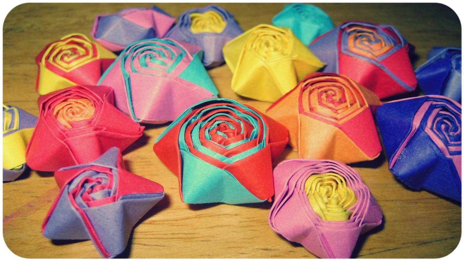 Estrellas de papel by cerridwendoll on deviantart - Estrellas de papel ...