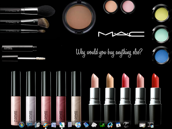 Cosmetics Wallpaper Desktop Background PC