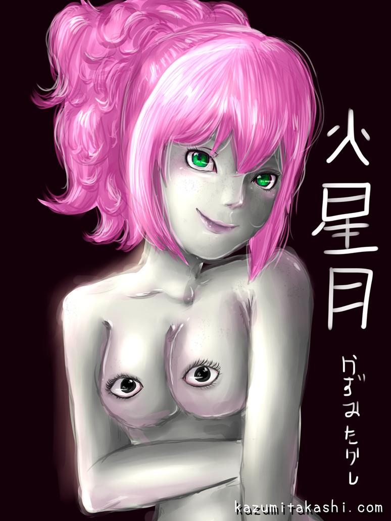 Kaseime-chan by kazumitakashi