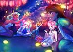 Berry Fiesta 2018 - Fireflies night