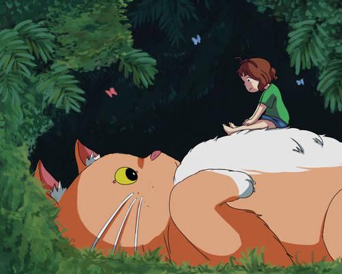 Ghibli commission