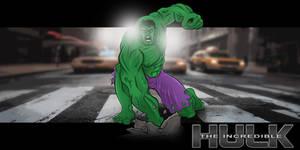 Sketch a Day Avengers - Hulk