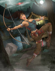 Tomb Raider Contest by Duff03