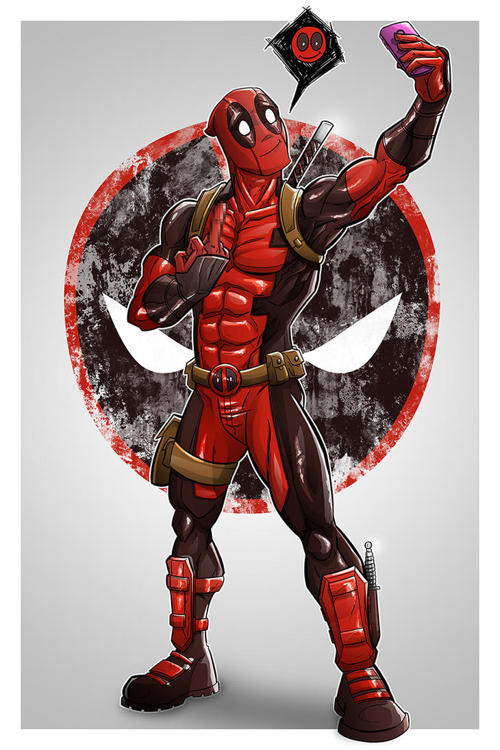 Deadpool poster by Duff03