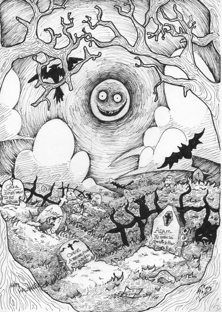 Happy halloween! by Caballista1