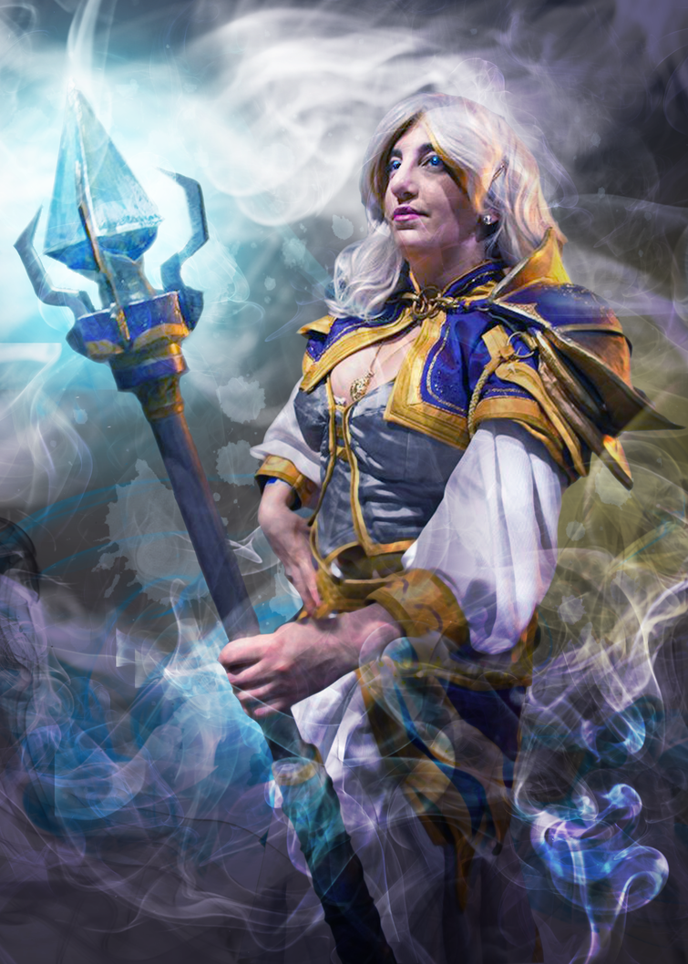 Jaina Proudmoore, Always Prepared Warcraft Legion by jekylnhyde