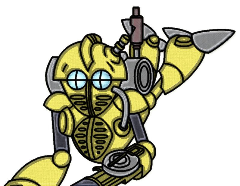 Bizzarro Trigger Scrap Preview