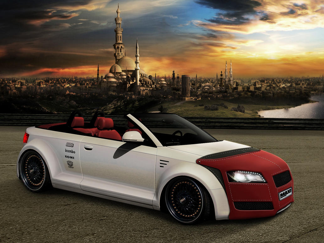 audi a3 cabrio by themjdesign on deviantart. Black Bedroom Furniture Sets. Home Design Ideas