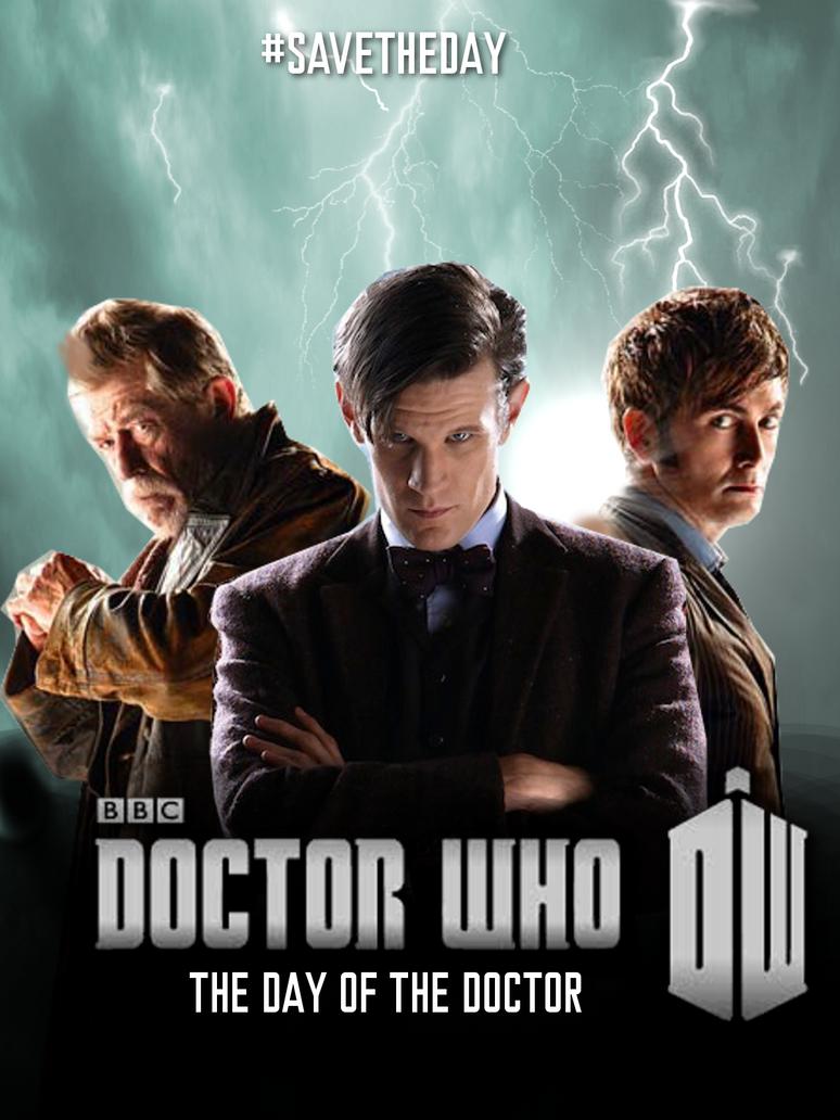 the day of the doctor poster by jasetheavenger on deviantart