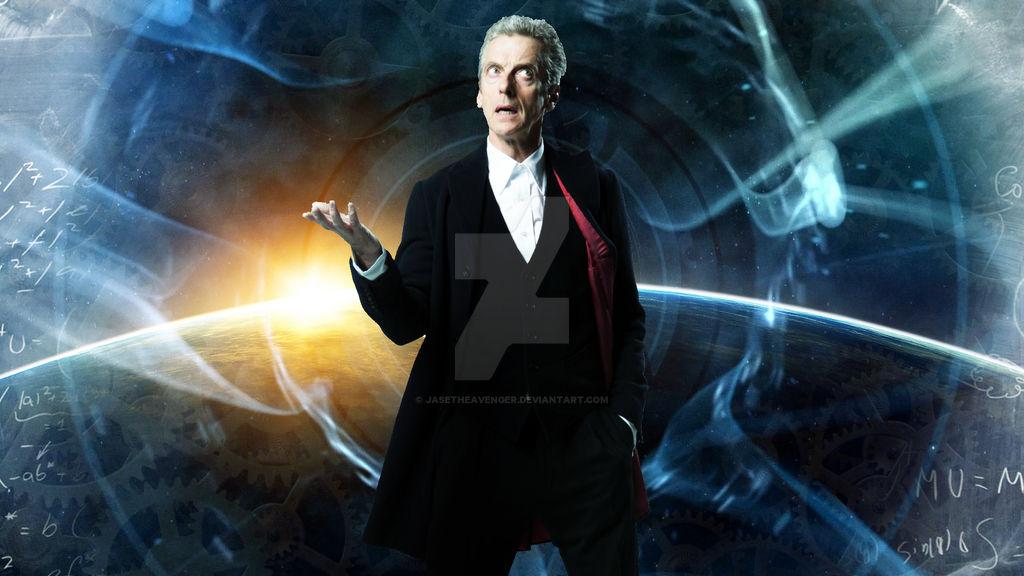 12th Doctor Wallpaper By Jasetheavenger On Deviantart