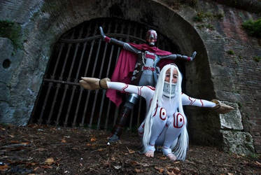 The Wretched Egg by YunieBlossomCosplay