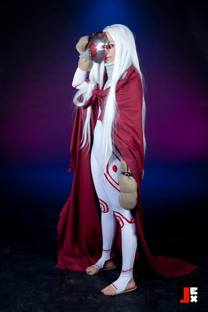Redman Shiro by YunieBlossomCosplay