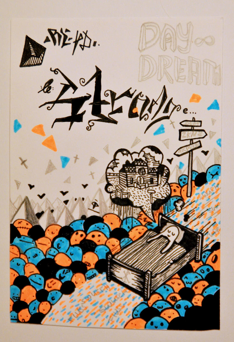 Day Dream by M1as