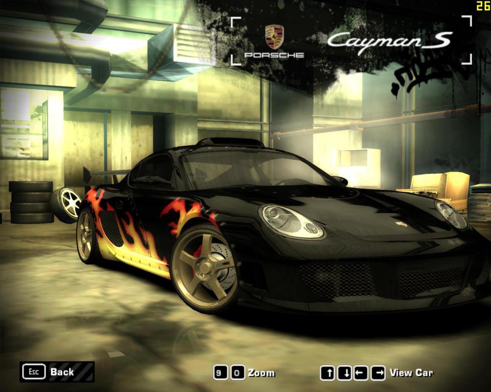 Blacklist Lamborghini: NFS:Most Wanted Cayman S By Hurricane-x On DeviantArt