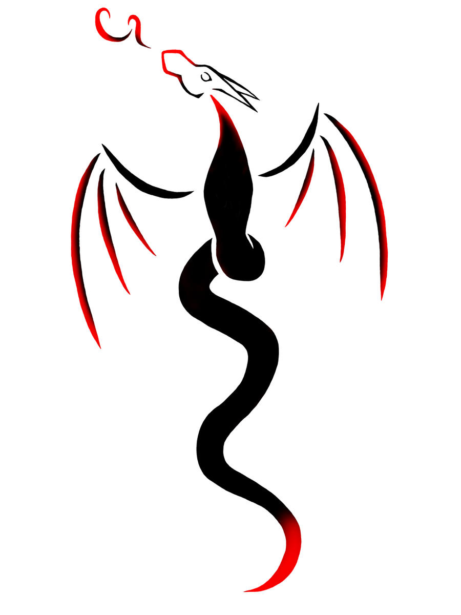 1000 images about dragons and phoenix on pinterest for Dragon fire tattoos