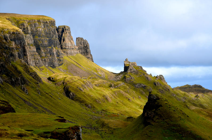 Isle of Skye by SoulOracle