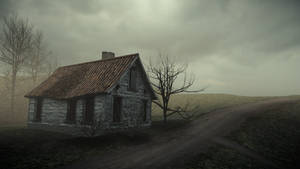 Abandoned House by Souleris