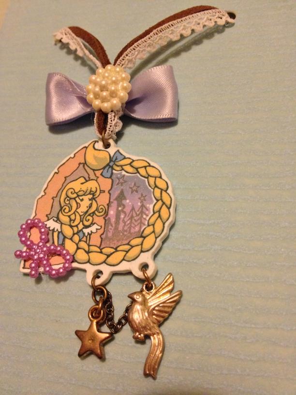 Rapunzel Necklace by FlyingTeacup