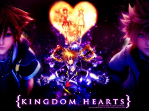 Kingdom Hearts II Wall...