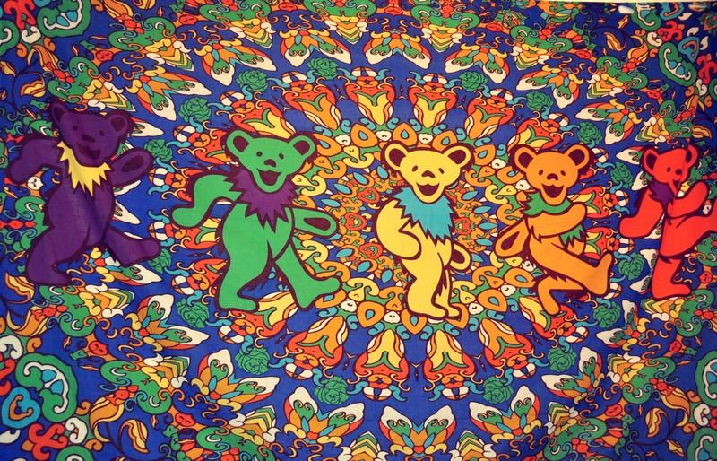 Grateful Dead Tapestry by LoveistheMovementt