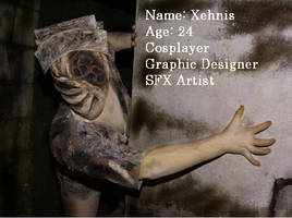 Nurse ID 2 by Xehnis