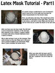 Latex Mask Tutorial Part 1 by Xehnis