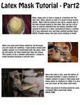 Latex Mask Tutorial Part 2