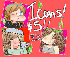 Icons For Sale!!