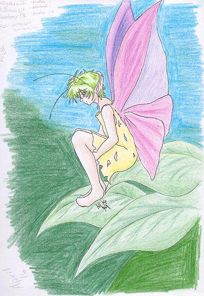 Butterfly Boy by GenkiShuichi