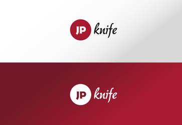 JPknife logotype by tellinger