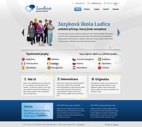 Ludica - jazykova skola by tellinger