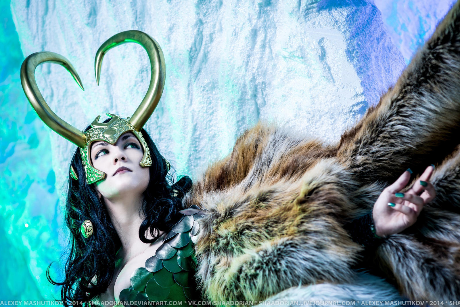 Lady Loki: I'll be your new queen! by NemoZoe