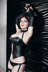 Snow White - 2 by ZoeVolf