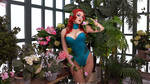 Poison Ivy burlesque