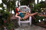 Poison Ivy burlesque
