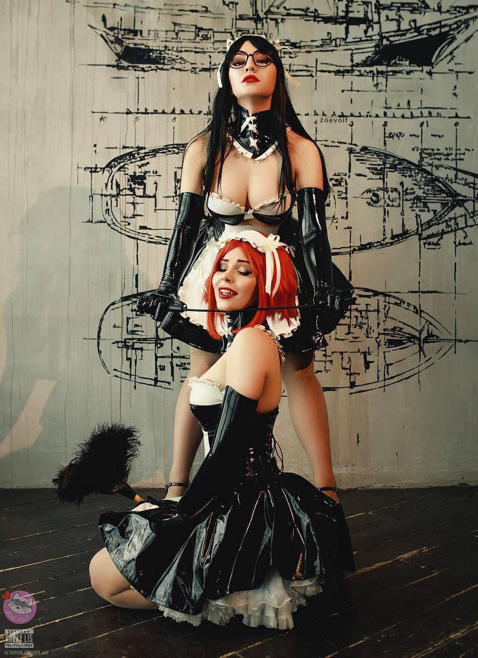 Sunstone - Lisa and Ally maids