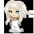 Pixel Icon Attempt: Yuu-chan by vaneko13