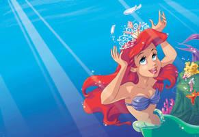 Ariel: Flavia Scuderi by Skudo