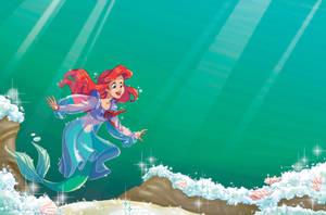 Ariel 2:Flavia Scuderi by Skudo