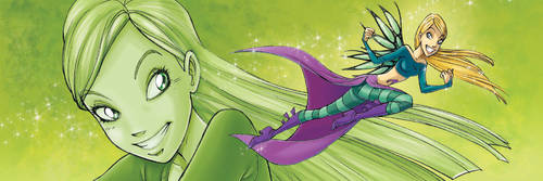 Witch Cornelia color Scuderi