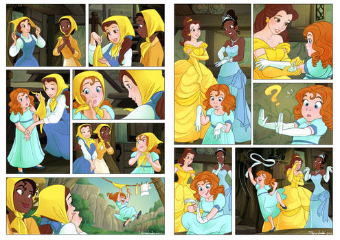 Learn to be a Princess1